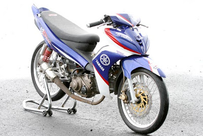 Motor modifikasi juviter z mp3