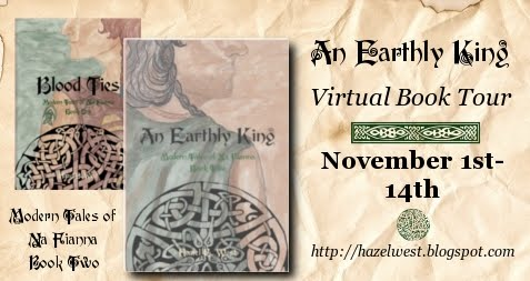 An Earthly King Blog Tour!