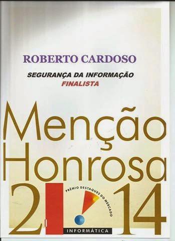 Premio Destaques da Informatica 2014