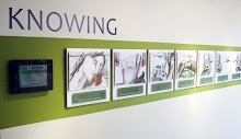 The CCBC gallery show Knowing