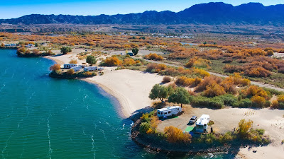 Pirate Cove campingpladsen