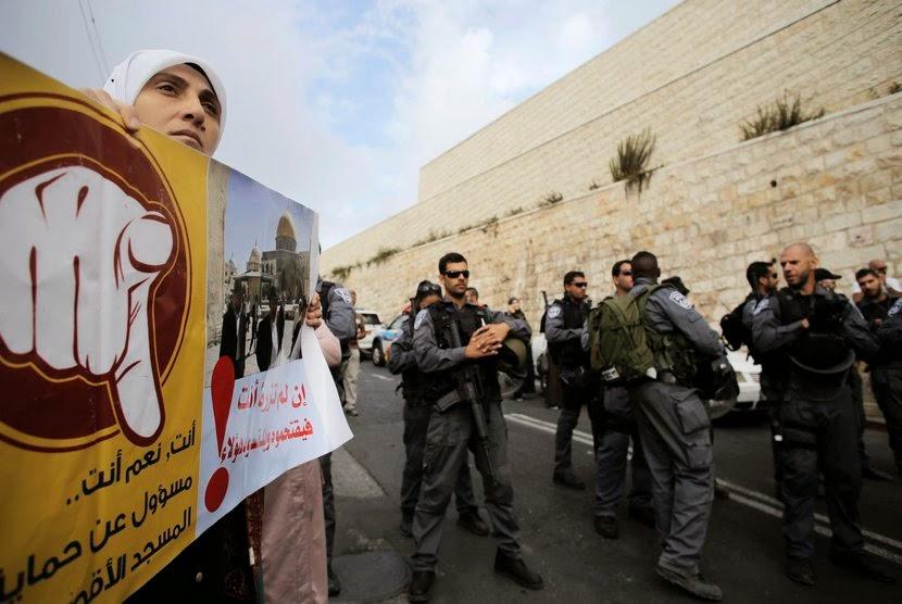 Rencana Israel Menghancurkan Masjid Al Aqsa