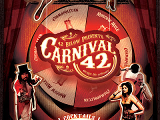 Big Burlesque weekend @Carnival42