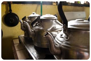 Boiling kettles