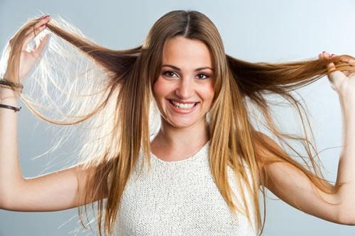 Como fazer os cabelos crescerem