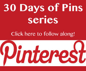 30 Days of Pinterest