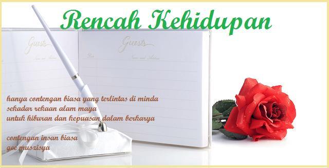 RENCAH KEHIDUPAN