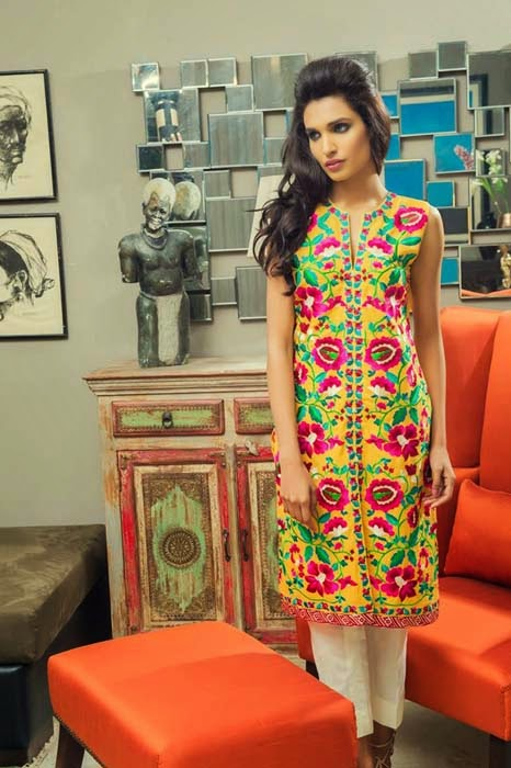 Shirin Hassan Lawn Collection 2015 2