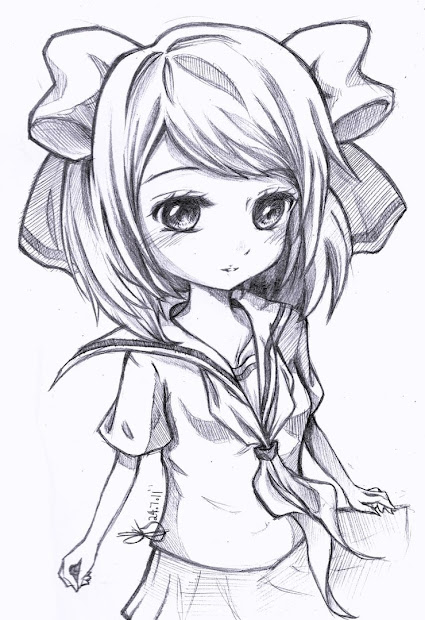 hokage-q8 coloring cute anime