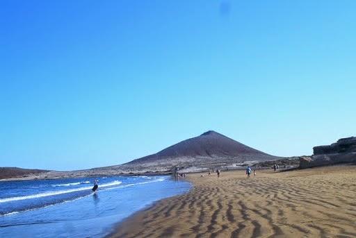 Surfista 64 años muere infarto, Granadilla de Abona, Tenerife