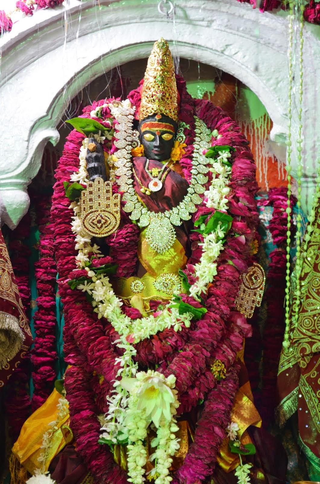 Varanasyam Vishalakshi