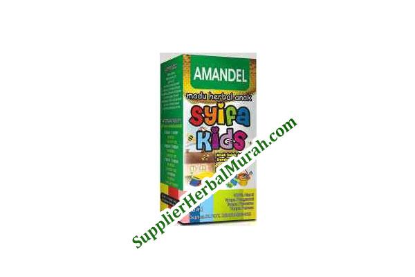 Madu Syifa Kids Amandel