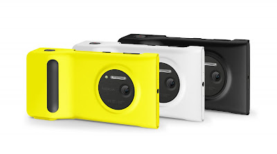 Nokia Lumia 1020 In DIfferent Colors
