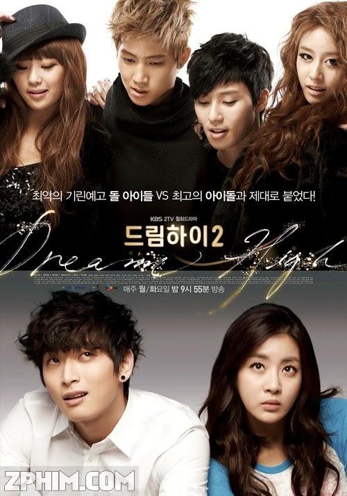 Bay Cao Ước Mơ 2 - Dream High 2 (2012) Poster