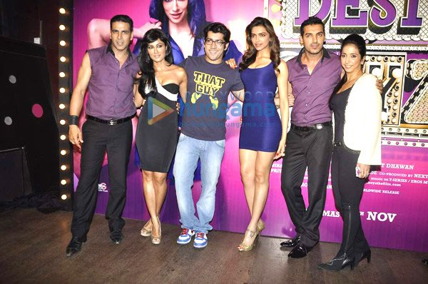 , Audio Release Of 'desi Boyz'