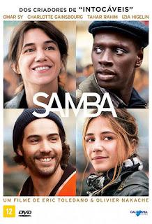 Samba - BDRip Dual Áudio