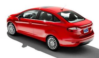 Next Ford Fiesta 2017