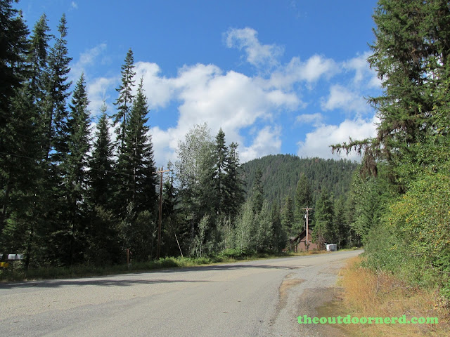 Outlet Campgrounds At Priest Lake, Idaho: Outside Campgrounds