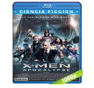 X-Men Apocalipsis (2016) BRRip 1080p Audio Dual Latino/Ingles 5.1