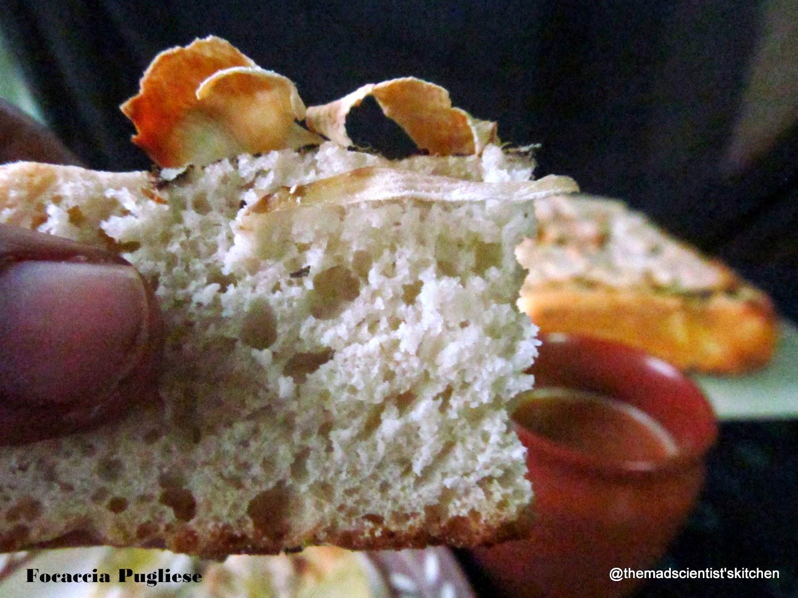 Focaccia Pugliese or Potato Focaccia Pugliese