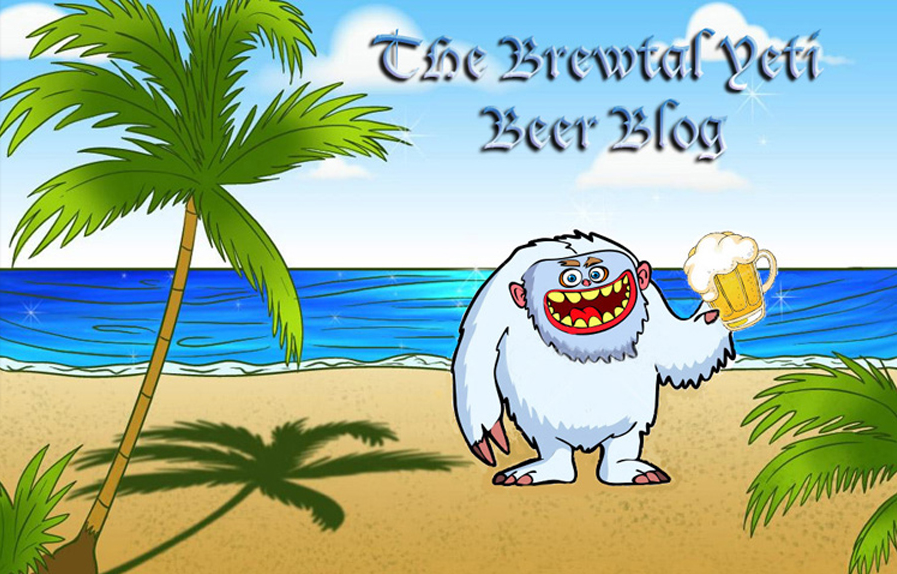 The Brewtal Yeti Beer Blog