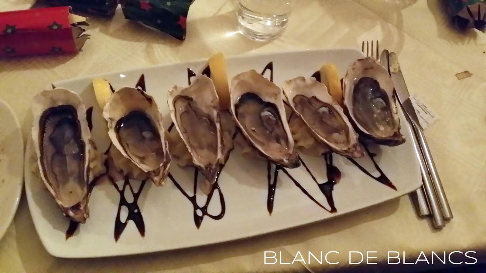 Clew Bay oysters - www.blancdeblancs.fi