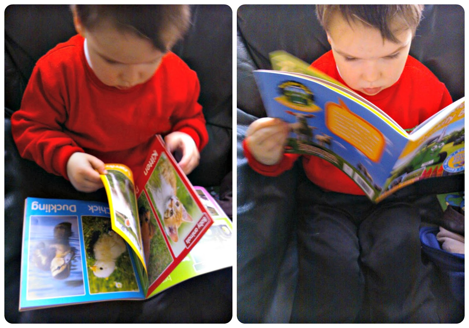 Bud and his Tractor Ted Activity Book 2