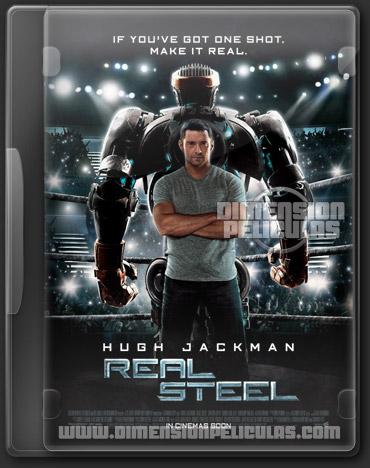 Real Steel (DVDRip Español Latino) (2011)