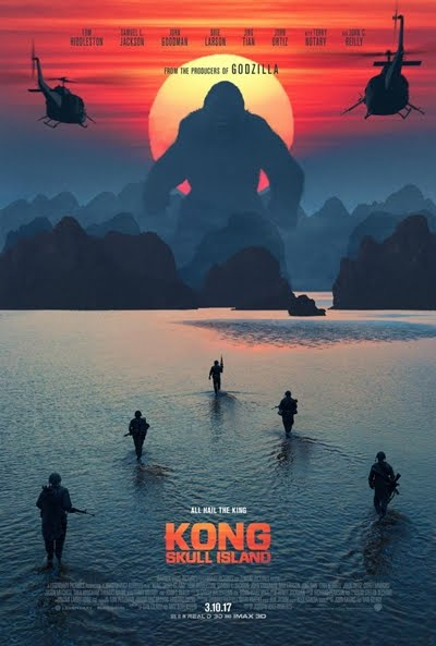 Kong: La Isla Calavera (10-03-2017)