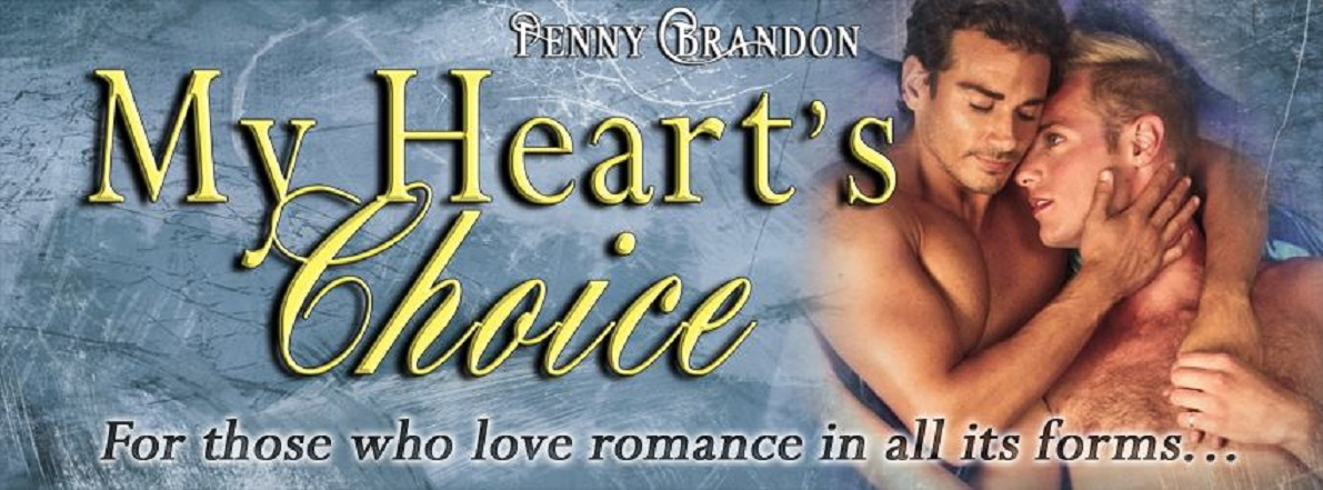 Penny Brandon m/m romance author