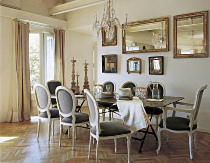 Casas y estilos espejos refleja tu ser y estilo de casa for Espejos rectangulares para comedor