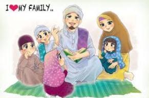 Keluarga harmonis atau keluarga bahagia adalah apabila dalam ...