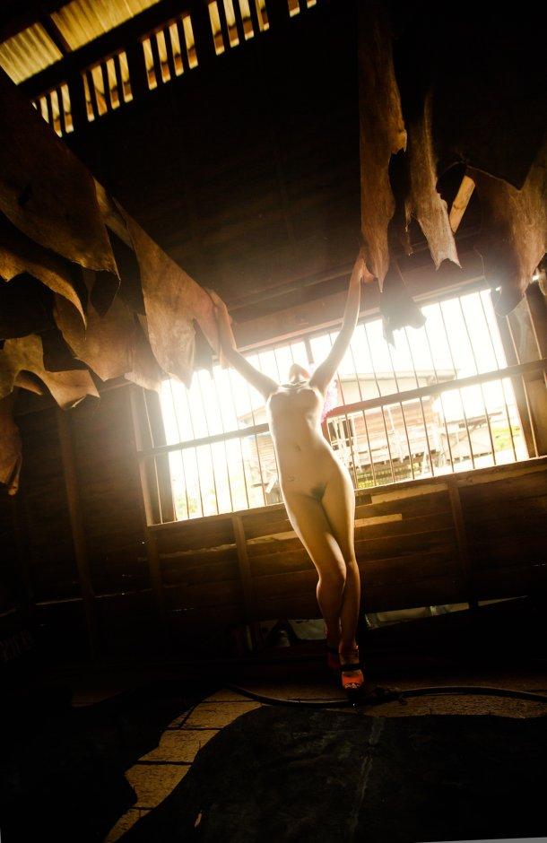 Kasarp Techawongtham (Bangrak jubjub) fotografia mulheres modelos asiáticas nuas seminuas
