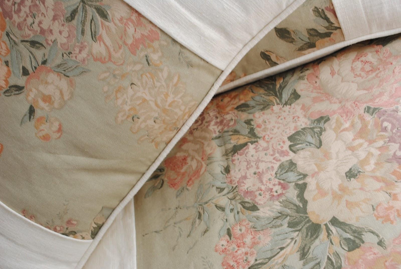 Paz montealegre decoraci n pieceras con linos - Cojines para dormitorio ...