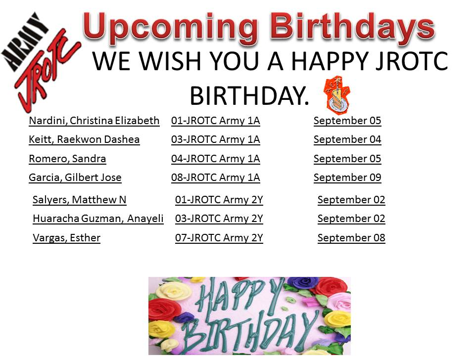 Current Events Updates Go Here First Osborne High We Wish You A Happy Birthday