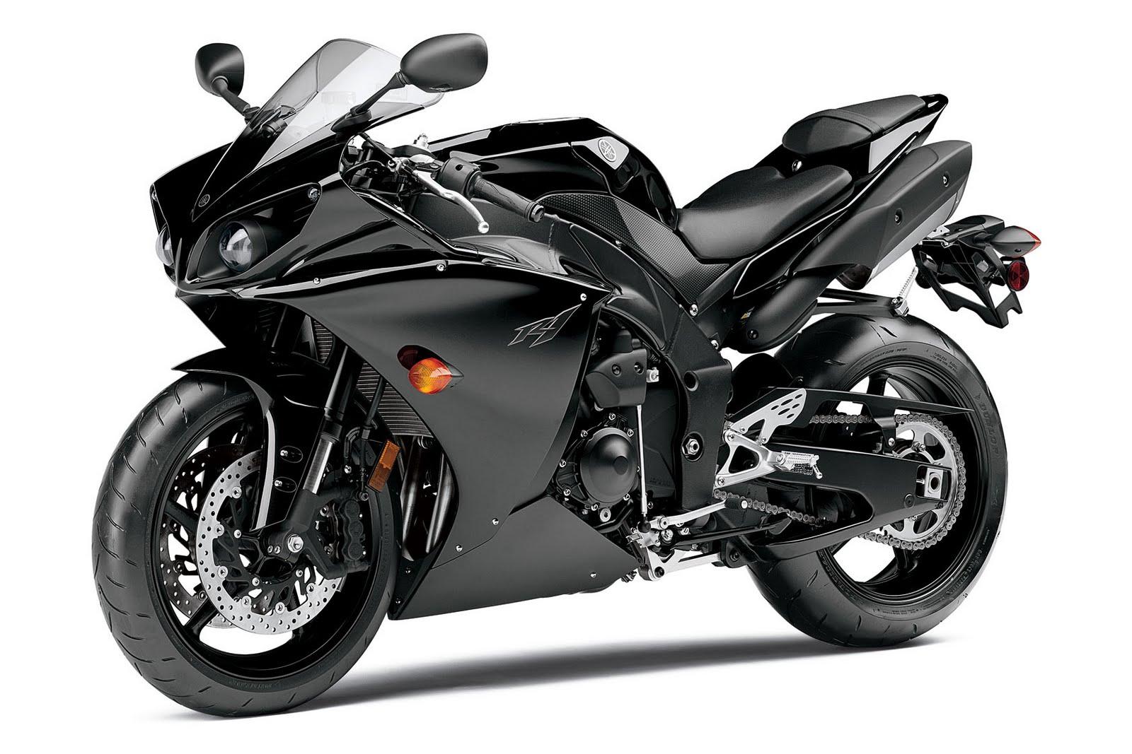 Gambar motor sport yamaha terbaru 2011