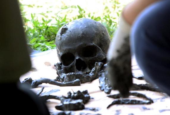 Misteri rangka manusia terendam di dalam lumpur di Kuala Kedah