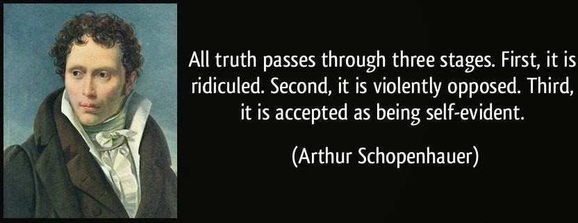 The nature of truth ...
