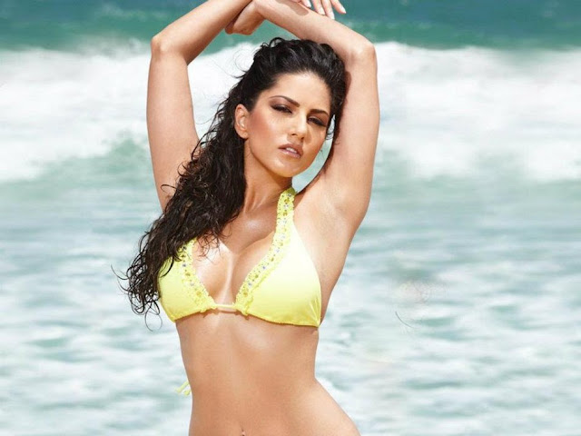 sunny leone unseen spicy in jism 2 glamour  images