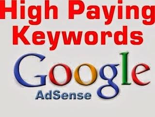 Daftar Keyword Mahal Google Adsense