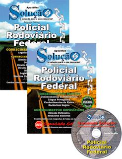 Concurso PRF 2013 1000 vagas: edital, inscrição, data da prova, remuneração...