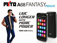 Harga Mito A68 Fantasy Power Bank HP Mito Android Terbaru