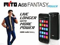 Harga Mito A68 Fantasy Power Bank HP Mito Android Terbaru