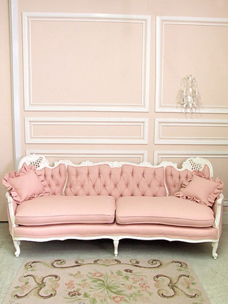 In the name of vintage: i love pink nº1