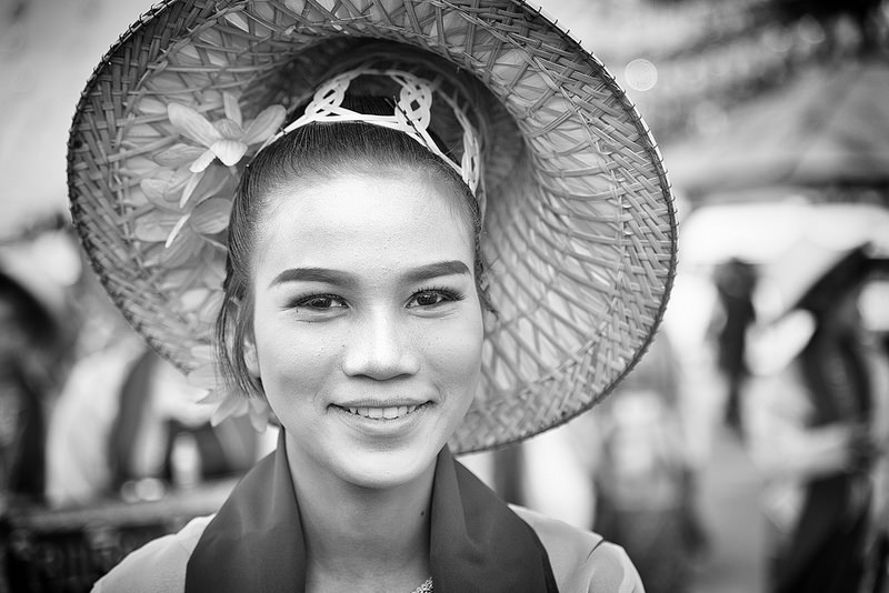 women in thailand