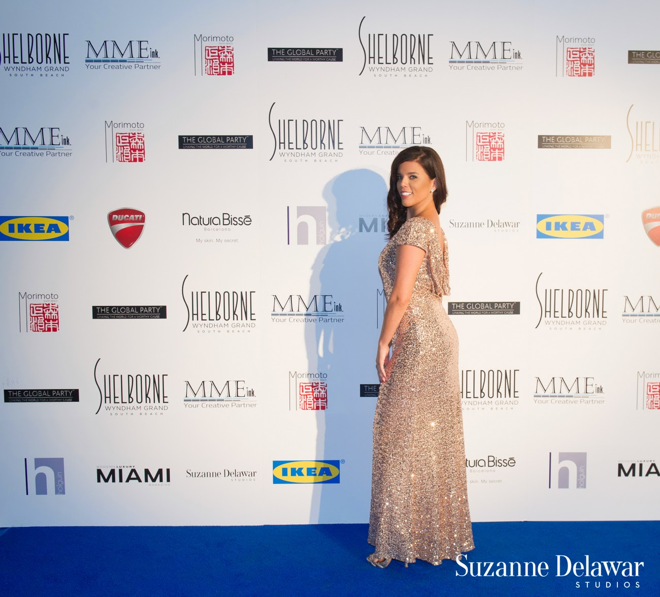 Shelborne Wyndham Grand South Beach Hosted 'Venetian Masquerade Gala'