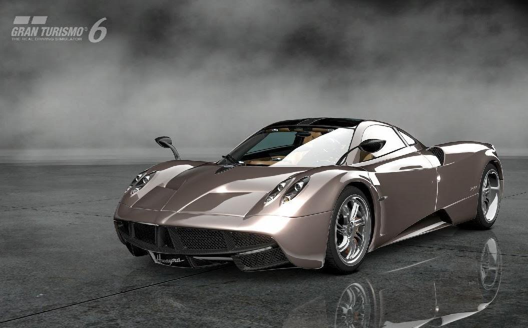 GameGuideFAQ: Gran Turismo 6 Official Car List - Including all 124 ...
