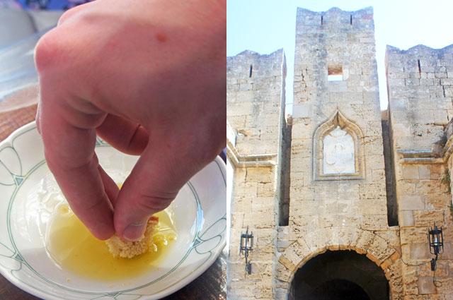 Olive Oil Tasting | Rhodes Old Town
