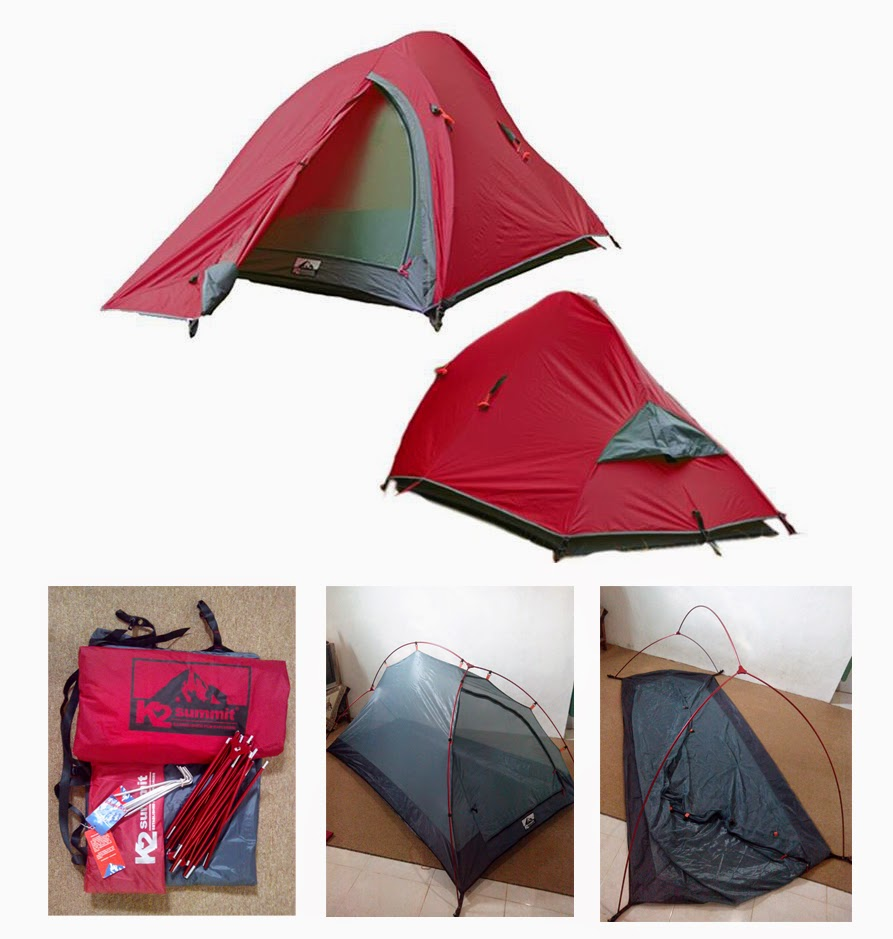 Tenda Ultralight K2 Summit 1-2P