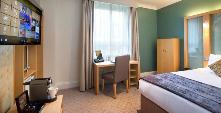 Cumberland Hotel Smart Room